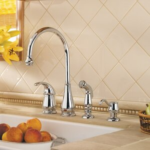 Pfister Treviso Single Handle Standard Kitchen Faucet