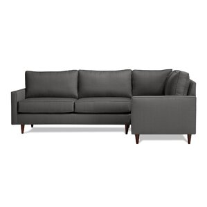 Dobbins Sectional by Mercury Row