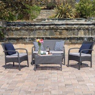 Wrought Iron Patio Furniture | Wayfair