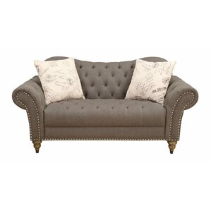 Osterhout Loveseat by Lark Manor