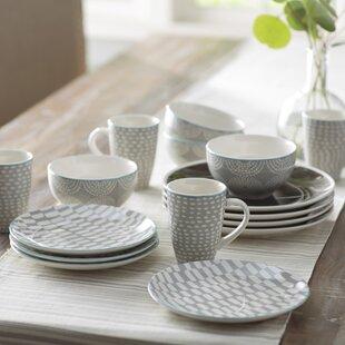 Save & Earthenware Dinnerware Sets Youu0027ll Love | Wayfair