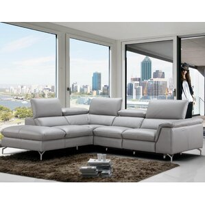 Dupont Leather Reclining S..