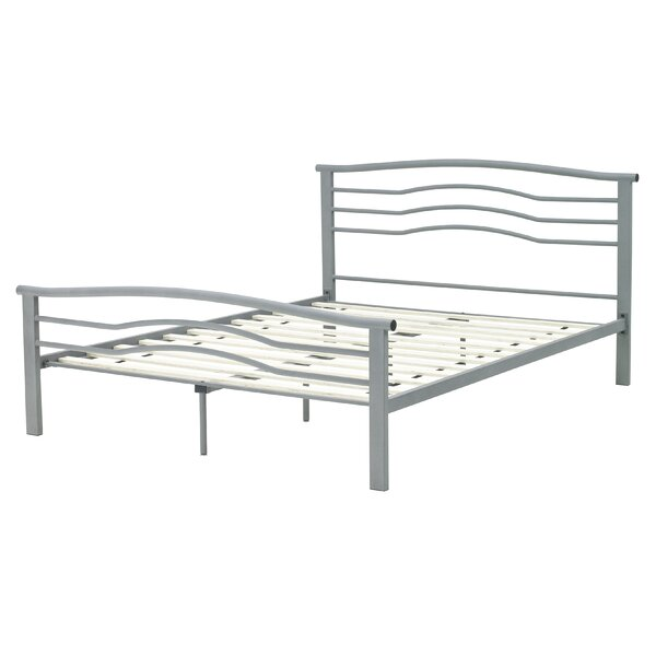 Zipcode design cynthia platform bed reviews wayfair for Cynthia storage bed