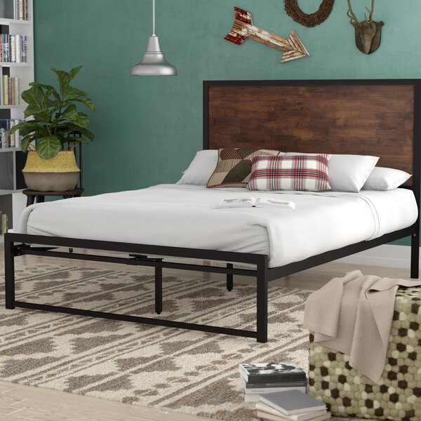 Industrial rustic bedroom furniture wayfair malvernweather Images