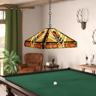 Pool table lights youll love wayfair adelange 2 light billiard light aloadofball Choice Image