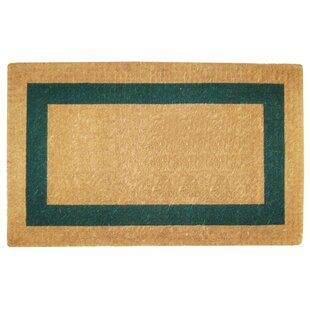 Grayson Single Picture Frame Doormat