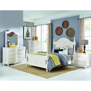 Andre Panel Bed