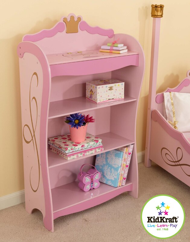 KidKraft Princess 425 Bookcase Reviews