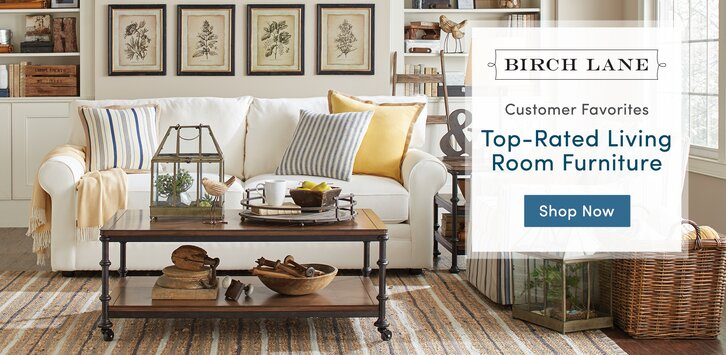 Shop Birch Lane By Category. Living Room Furniture
