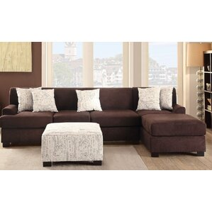 Janine Sectional Collection by A&J Homes Studio