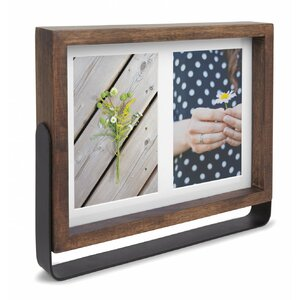 axis multi photo display picture frame - Double Frames
