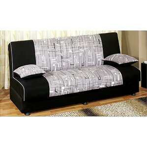 Detroit Convertible Sofa by Beyan Signature