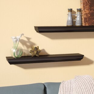 floating shelves in living room. Save to Idea Board Floating  Hanging Shelves You ll Love Wayfair