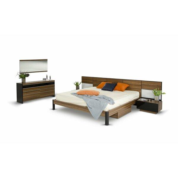 cooke platform 3 piece bedroom set