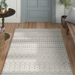 Clair Grey Area Rug
