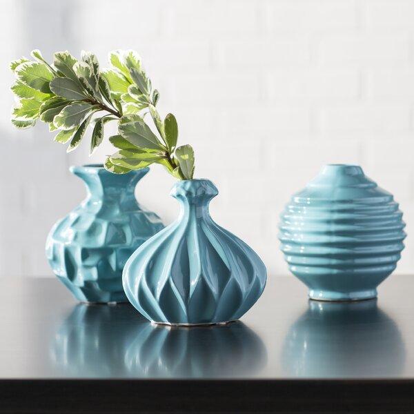 Langley Street Tylor 3 Piece Table Vase Set Amp Reviews
