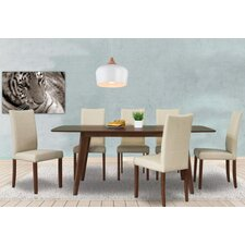 bivens 7 piece dining set - Modern Contemporary Dining Room Sets