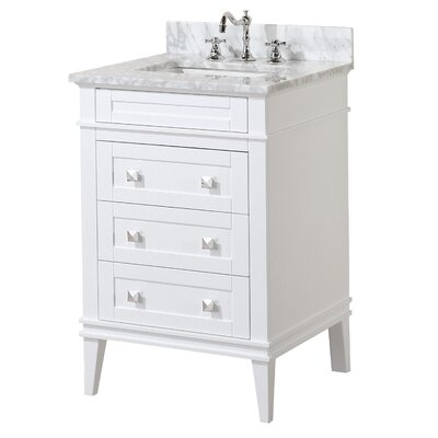 Eleanor  Double Bathroom Vanity Set By Kitchen Bath Collection
