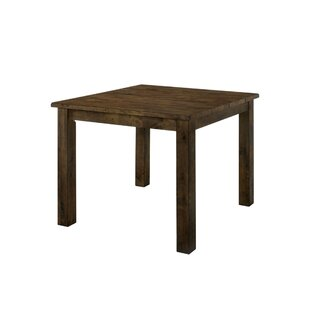Quintara Counter Height Solid Wood Dining Table