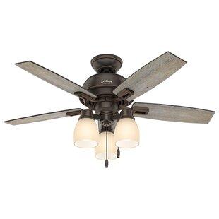 44 Donegan 5 Blade Ceiling Fan