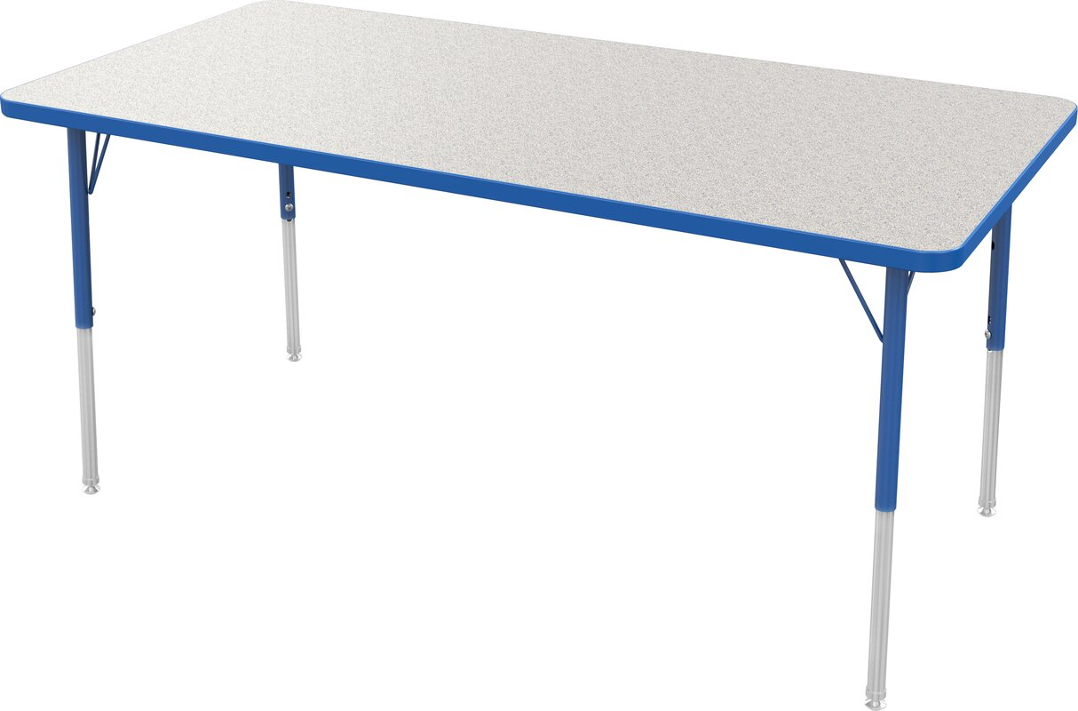 "Marco Group 48"" x 24"" Rectangular Activity Table & Reviews"