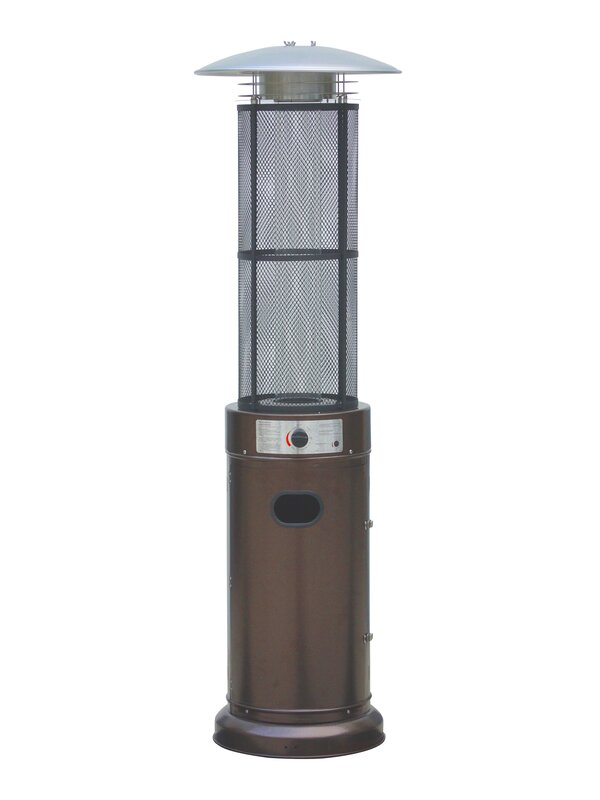 gas hampton home b patio bay heaters outdoor btu compressed the depot heater stainless heating steel n propane outdoors