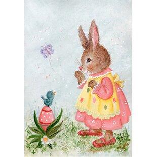 Bunny Garden Decor | Wayfair