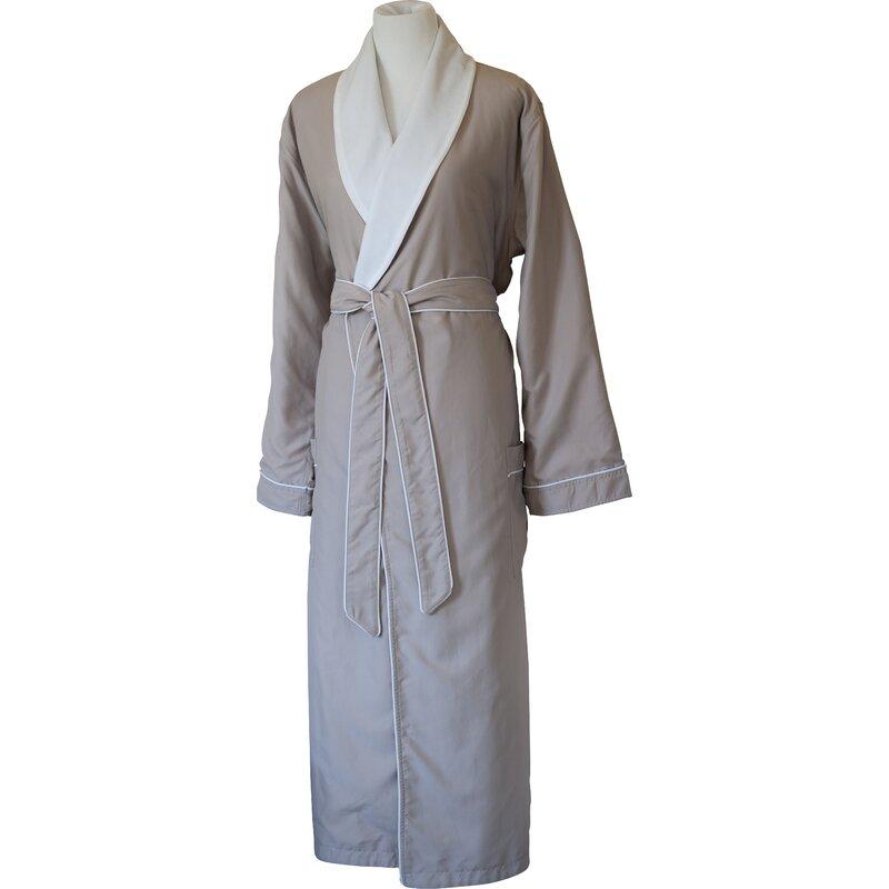 c07dcc6f81 Jennifer Adams Home Essentials Fleece Bathrobe   Reviews