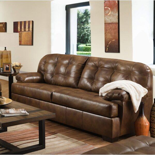 Exceptionnel Leather Sofa Pet Friendly | Wayfair