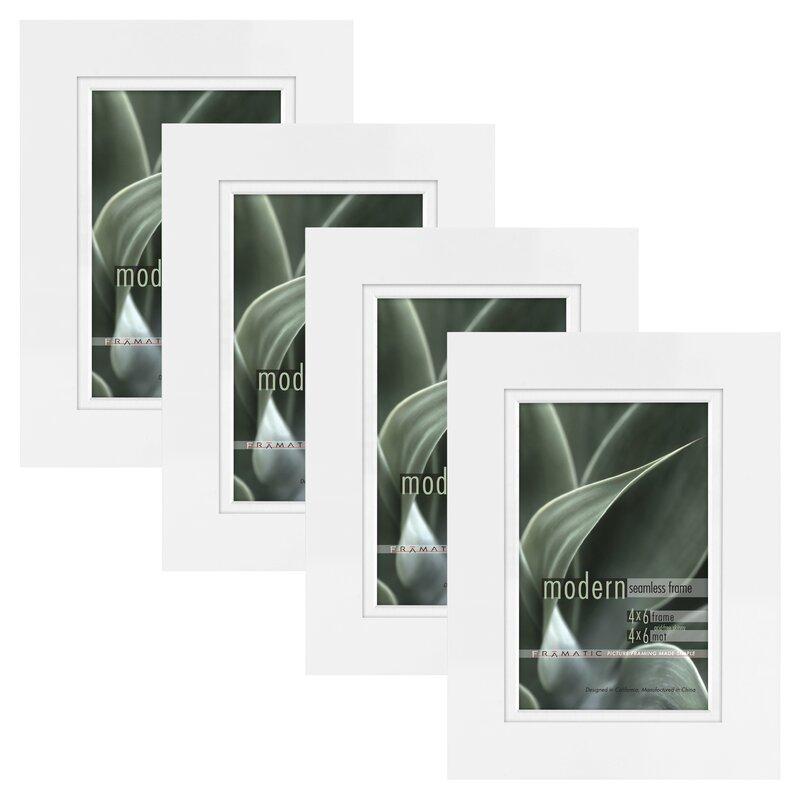 Framatic Modern Picture Frame | Wayfair