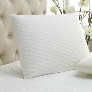 serene foam standard pillow