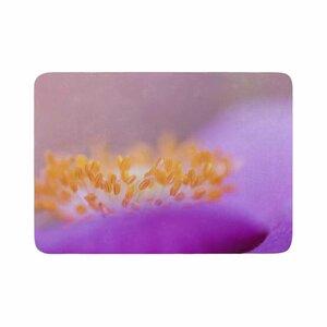 Iris Lehnhardt Grace Floral Memory Foam Bath Rug