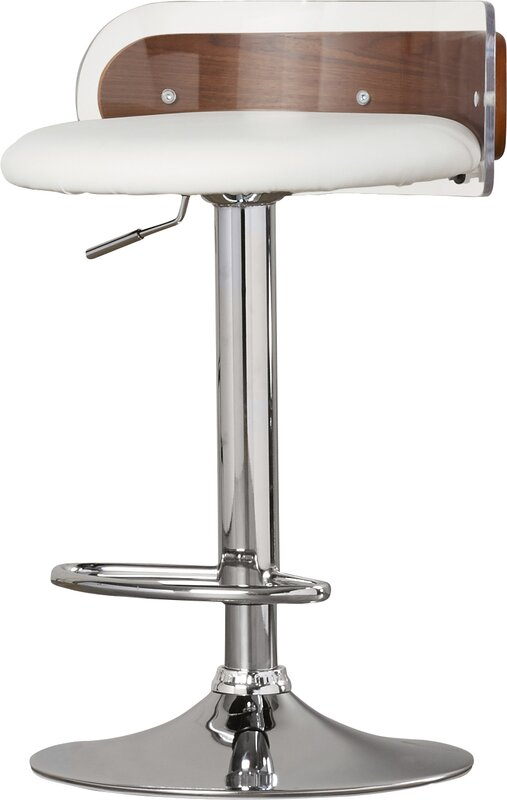 Hurley Adjustable Height Swivel Bar Stool Amp Reviews