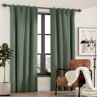 Industrial Pipe Curtain Rod Wayfair