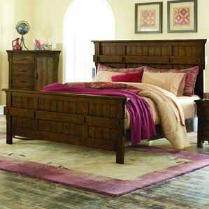 Baird Panel Bed by Loon Peak