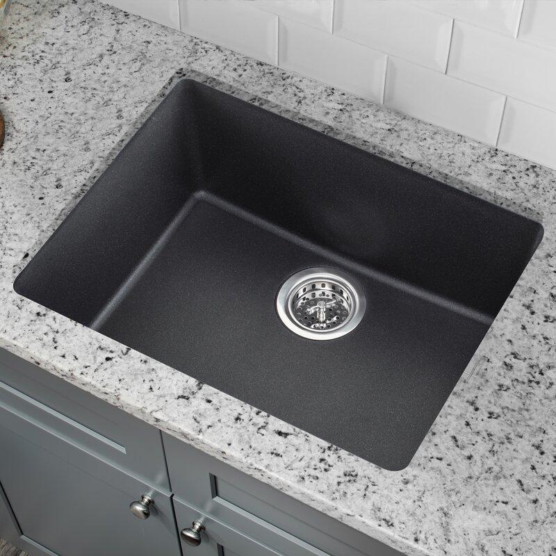 Single Bowl Kitchen Sinks 2165 x 1692 granite single bowl kitchen sink reviews allmodern 2165 x 1692 granite single bowl kitchen sink workwithnaturefo
