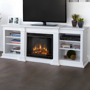 tv stand with remote fireplace wayfair rh wayfair com  tv stand with fireplace cheap