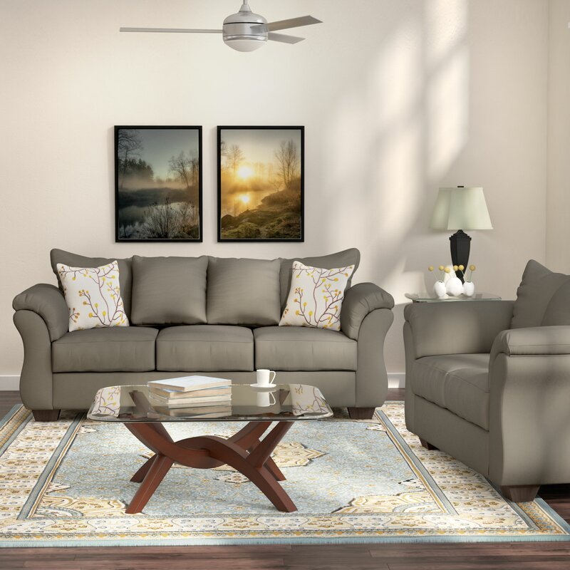 Marvelous Chisolm 2 Piece Living Room Set