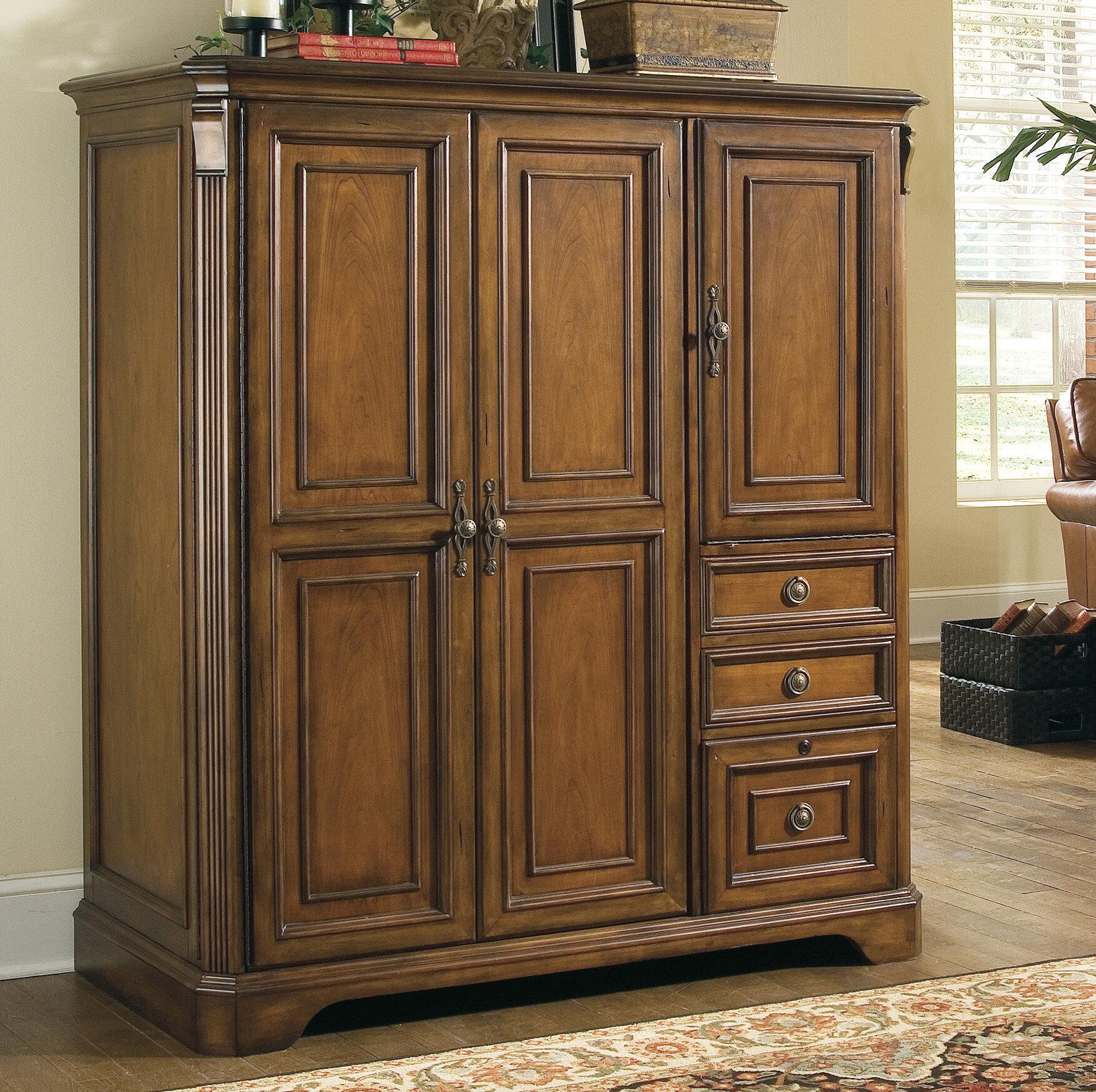 Hooker Furniture Brookhaven Armoire Desk U0026 Reviews | Wayfair