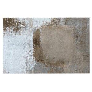 CarolLynn Tice 'Calm and Neutral' Decorative Doormat