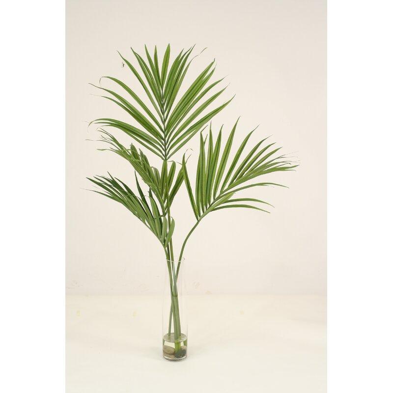 Distinctive Designs Waterlook Kentia Palm Floor Plant In Vase Wayfair