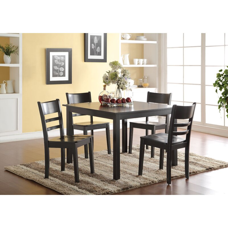 Ordinaire Sophia 5 Piece Dining Set