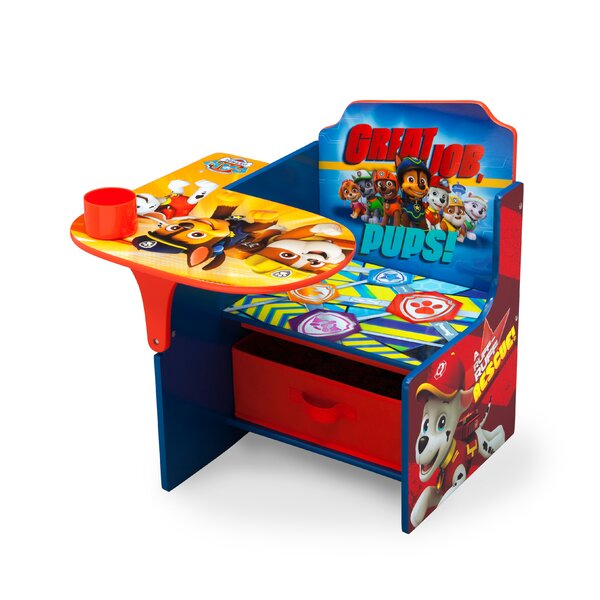 Delta Children Nick Jr. PAW Patrol Kids Desk Chair With