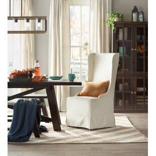 Tall Wingback Dining Chair | Wayfair