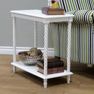 Dolder End Table by Charlton Home