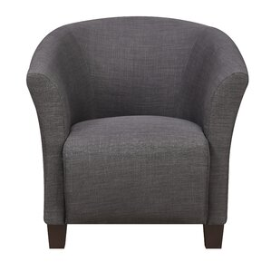 Yohann Barrel Arm chair by Lark Manor