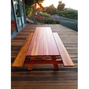 Exceptionnel Threadgill Wooden Picnic Table