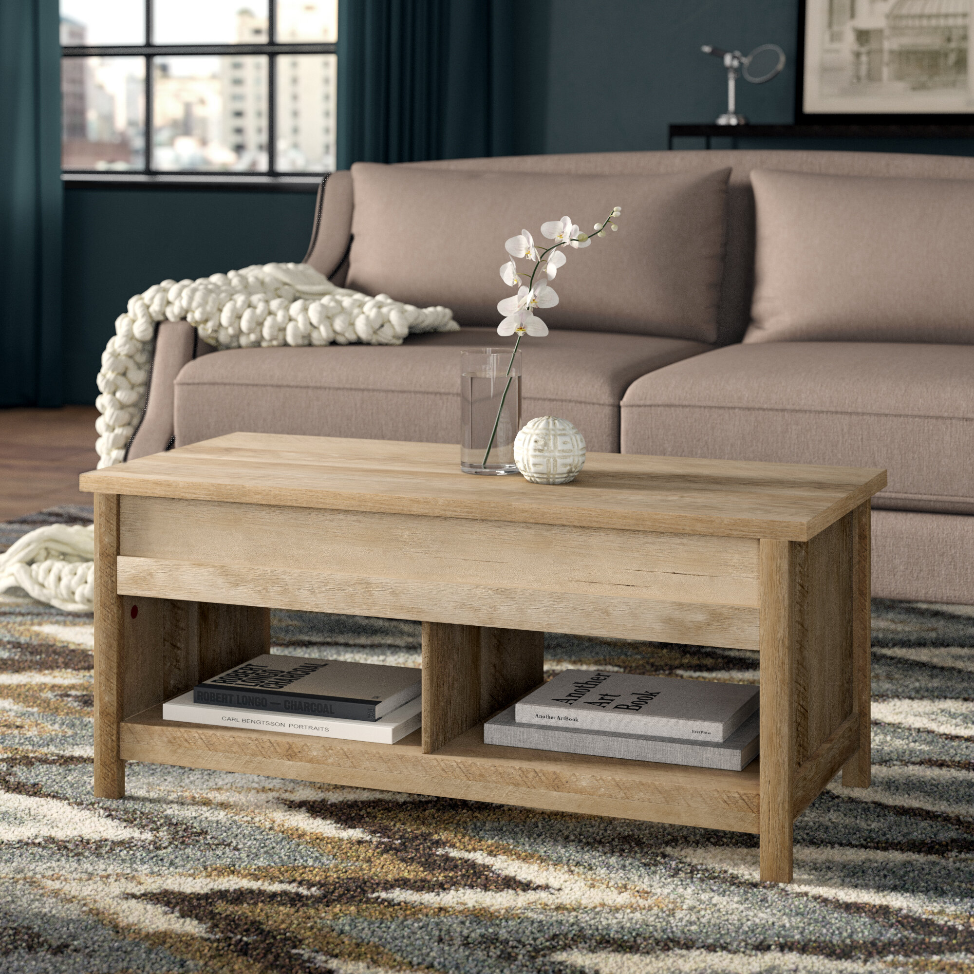 Tilden 3 Piece Coffee Table Set Reviews Birch Lane