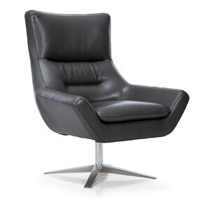 Franco Swivel Lounge Chair by Marzilli Inter..