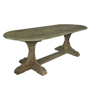 Llewellyn Solid Wood Dining Table
